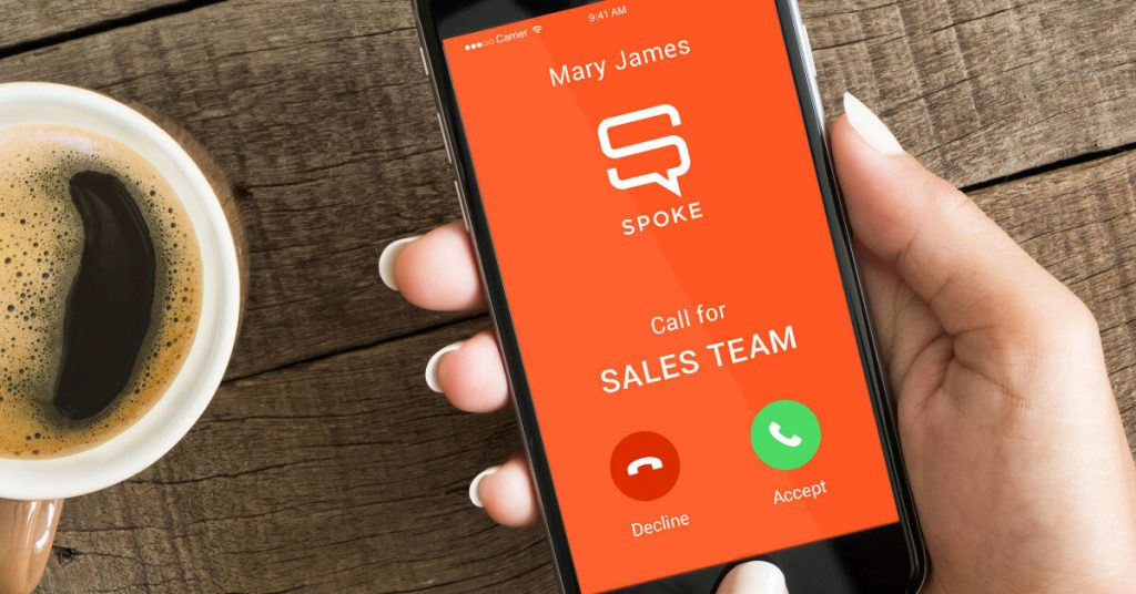 Spokephone - VOIP System For the Mobile Generation