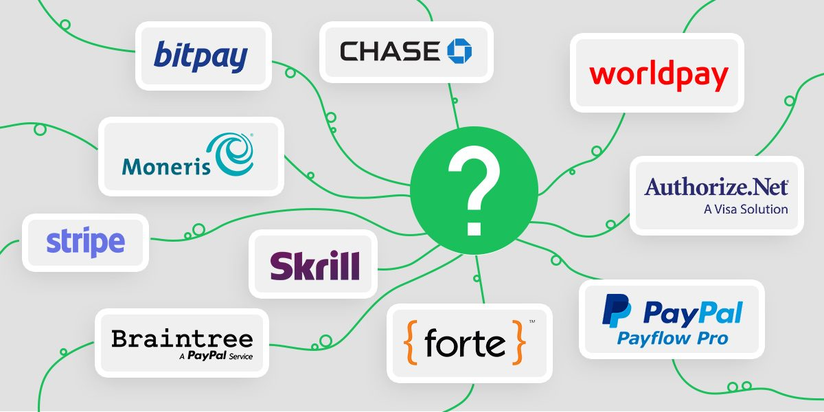 Which is the Best Payment Processor For Your Business - Featured Image