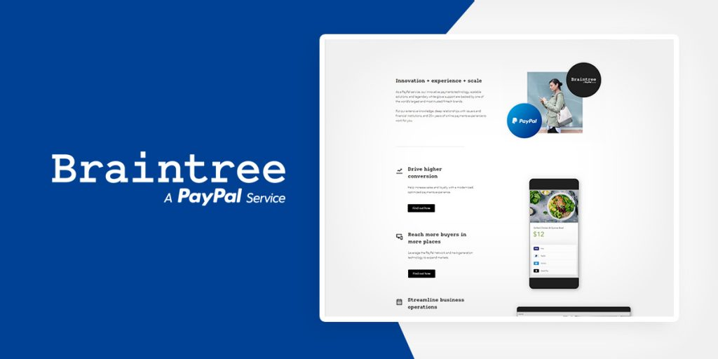 Braintree Payment Processor