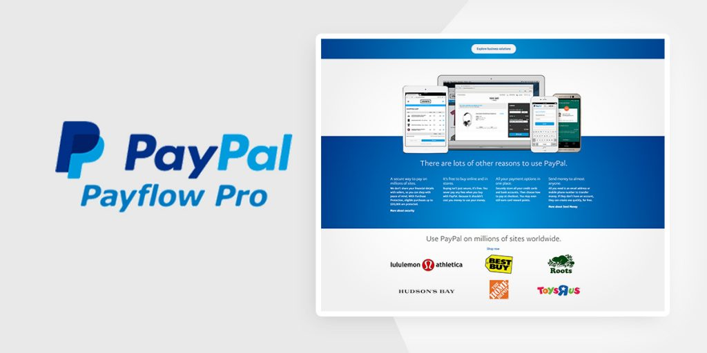 Paypal Payflow Payment Processor